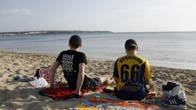 El turismo alemán dejó en Baleares el 30 por cien del total de ingresos turísticos en 2020