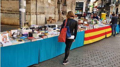 Palma prepara un Sant Jordi sin música ni actividades en la calle