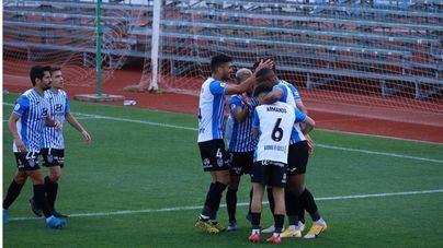 El Atlético Baleares cosecha una importante victoria frente a un rival directo