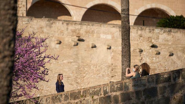 La contribución del turismo al PIB se desploma en España por la pandemia