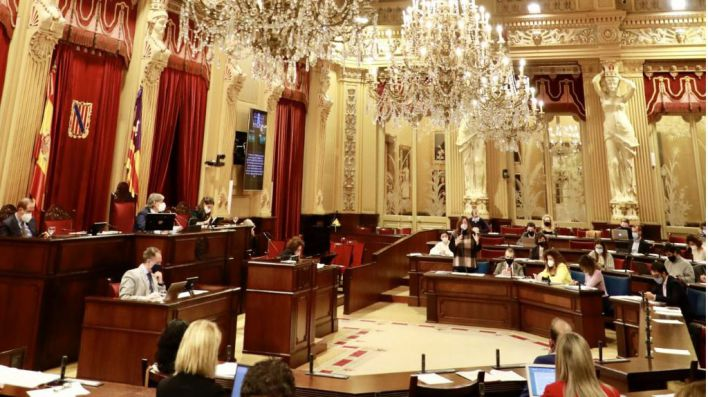 Los planes de cara a la desescalada centrarán el próximo pleno del Parlament