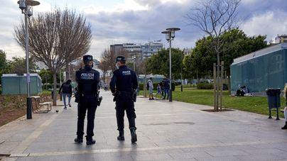 Palma refuerza las zonas turísticas con 82 policías locales