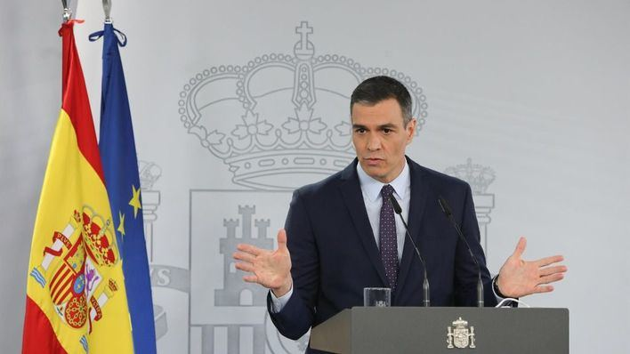 Sánchez confirma que subirá los impuestos