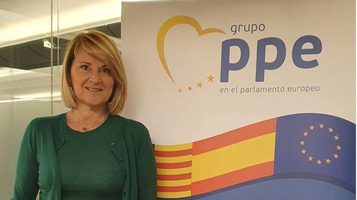Rosa Estarás defiende que la UE busque soluciones a los afectados por Fórum Filatélico y Afinsa