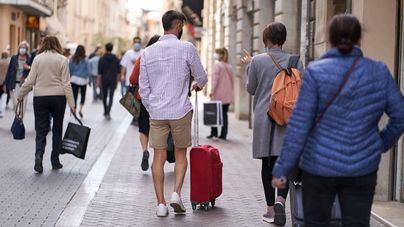 40.000 turistas alquilaron viviendas en Baleares esta Semana Santa