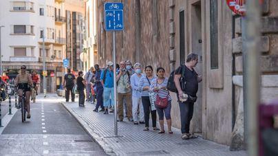 Palma duplica el número de familias atendidas económicamente a causa de la pandemia