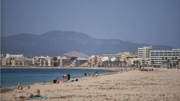 Los hoteles de Mallorca tuvieron una ocupación media del 67 por ciento durante Semana Santa