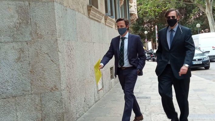 Penalva niega ante el juez haber presionado a un testigo para incriminar a policías