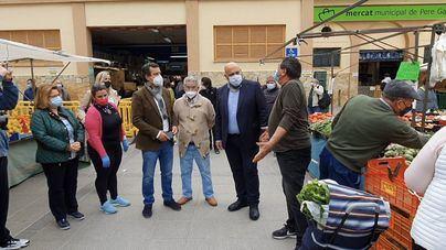 PP Palma critica los problemas de aparcamiento, movilidad y transportes existentes en Pere Garau