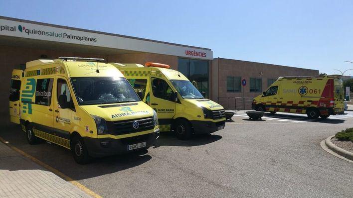 Nueva agresión a un médico en el servicio de urgencias de una clínica de Palma