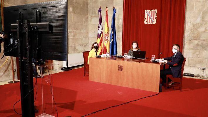 Armengol presidirá la Comisión que representa a los territorios insulares y periféricos de Europa