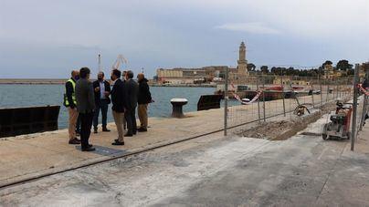 La APB invierte cerca de 31 millones de euros en mejoras en el puerto de Palma