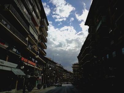 Cielos nubosos, chubascos por la tarde y temperaturas estables en Baleares