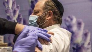 Israel suspende el uso obligatorio de mascarillas al aire libre desde el domingo