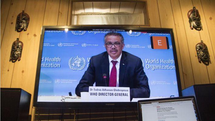 El mundo atraviesa la tasa de infección de Covid más alta desde el inicio de la pandemia