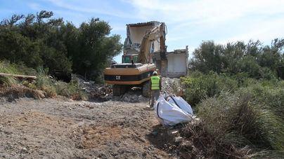 102 edificaciones en suelo rústico de Mallorca fueron derruidas en 2020