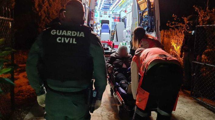 Rescatan a una mujer que se estaba asfixiando en su casa de Sencelles por los gases de un generador