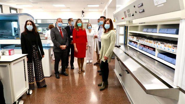 Sanidad envía menos vacunas a Baleares