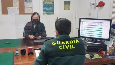 La Guardia Civil pone en marcha nuevos servicios de información sobre tenencia de armas