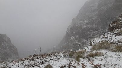 Lluvia, nieve y tormentas este fin de semana en Mallorca