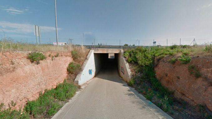 Muere el hombre que se precipitó desde cinco metros con su coche desde un puente en Inca