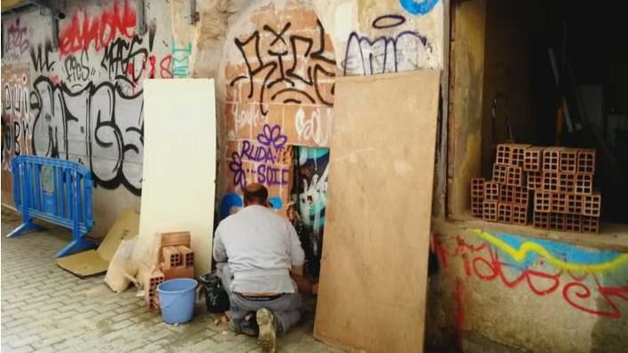 Vox reclama la creación de una 'oficina antiokupas' en Palma