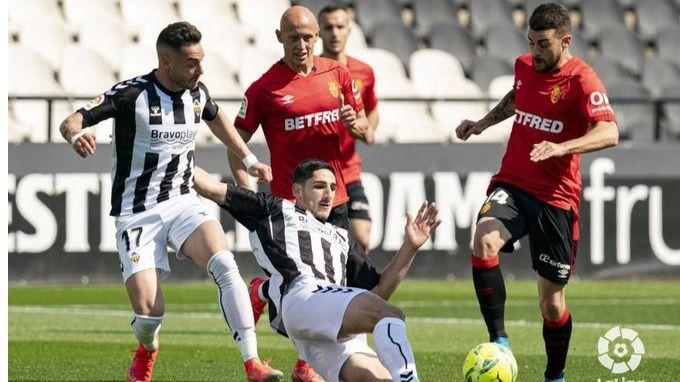 El Mallorca vuelve a perder a domicilio contra el Castellón (1-0)