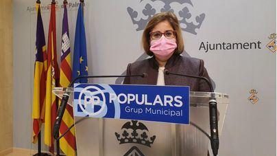 El PP de Palma pide a Cort que explique su rechazo al tranvía a Son Espases