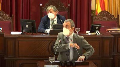 Yllanes defiende la 'absoluta necesidad' de la ley de memoria democrática en Baleares