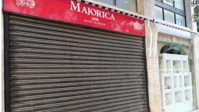 Los trabajadores de Majorica en Manacor se concentran para exigir que la empresa no se deslocalice