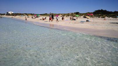 Las playas de Baleares retrocederán entre siete y 50 metros a final de siglo por la subida del mar