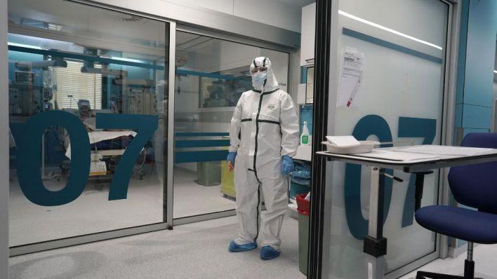 Salut actualiza datos: suma cinco muertos y 45 contagios