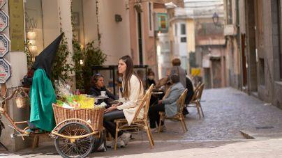 Los bares y restaurantes de Palma no tendrán que pagar la tasa de ocupación de terrazas en todo 2021
