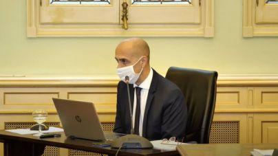 Far se defiende de supuestas irregularidades en Anticorrupción: 'Son defectos formales por falta de medios'