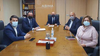 PP de Palma y Asima analizan las carencias de los polígonos industriales