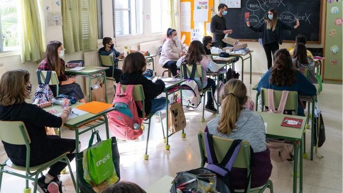 1.800 alumnos de Marratxí participan en el proyecto