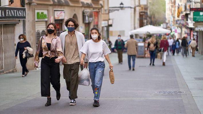 España registra una ligera reducción de la incidencia