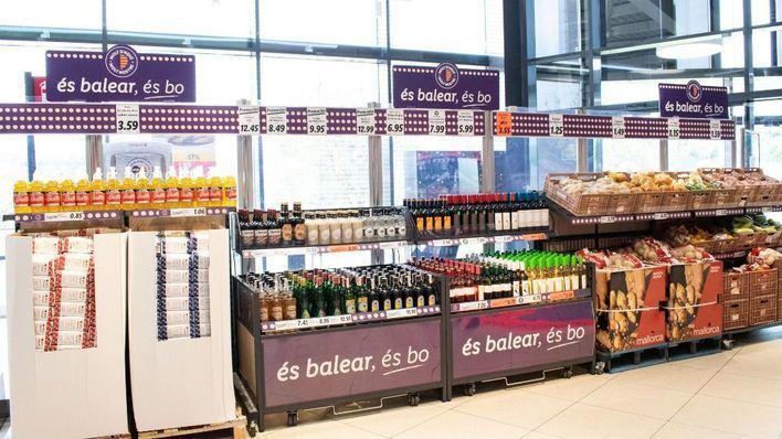 Lidl duplica los productos locales en sus tiendas de Mallorca