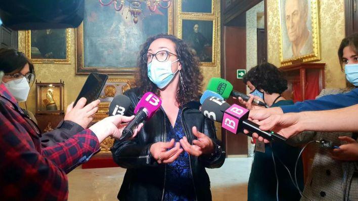 Adrover niega 'una fiesta' en Sant Ferran: 'Fue una cena a la hora y en el lugar habitual para el turno'