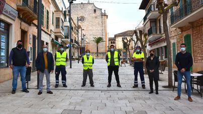 Santanyí incorpora 6 nuevos trabajadores a través del Programa SOIB Reactiva