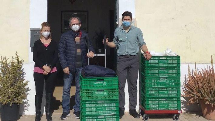 Mercadona donará diariamente alimentos a Can Gazá