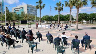 Govern, Ayuntamiento, Consell, APB y UIB firman un protocolo para impulsar el Distrito de Innovación Llevant