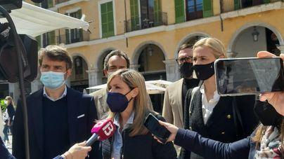 Ciudadanos reclama al Govern que relaje más las restricciones y abra los interiores