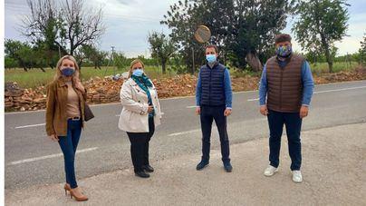 El PP pide mejoras en la carretera vieja de Bunyola 'por el riesgo de accidentes'