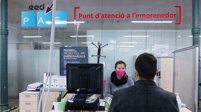 Crece el número de empresas dadas de alta en Palma por emprendedores