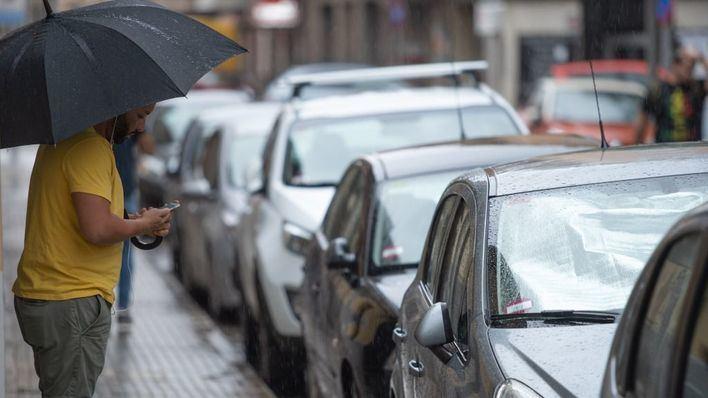 La semana arranca con posibles precipitaciones débiles en Baleares