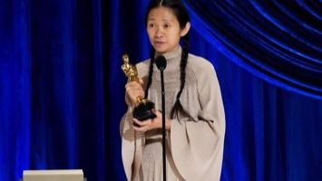 'Nomadland' de Chloé Zhao, triunfa en unos Oscars marcados por la pandemia