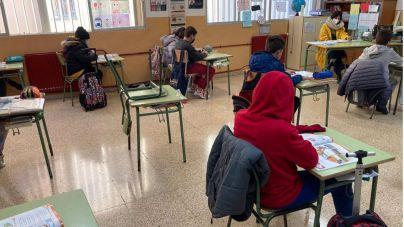 Sin contagios entre los profesores de Baleares por quinta semana consecutiva