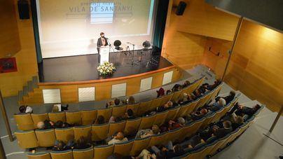 Santanyí entrega sus premios literarios de narrativa y poesía