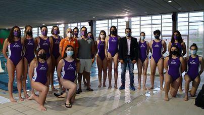 Blanca Gil vuelve a la competición y se convierte en un fichaje de lujo para el Waterpolo Mallorca